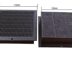 Cata CATA - NODOR (02825263) aktívszén-szűrő Páraelszívó tartozékok Szénszűrők - Ventilátorbolt.hu Légtechnika