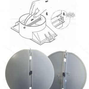 Cata Pillangószelep Cata és Nodor páraelszívóhoz (120 mm) Páraelszívó tartozékok Légelzárók és csőcsonkok - Ventilátorbolt.hu Légtechnika