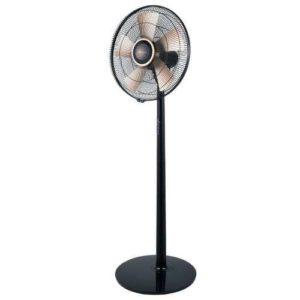 ARDES 5D41PRB Álló ventilátor távirányítóval, fekete