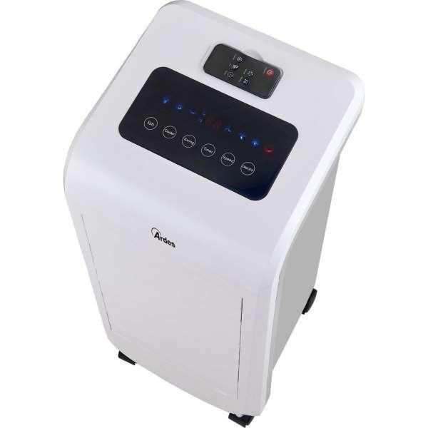 ARDES 5R11 léghűtő mobil ionizátor funkcióval gombok
