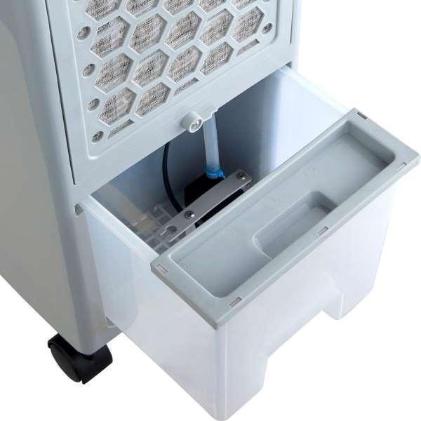 ARDES 5R11 léghűtő mobil ionizátor funkcióval rekesz