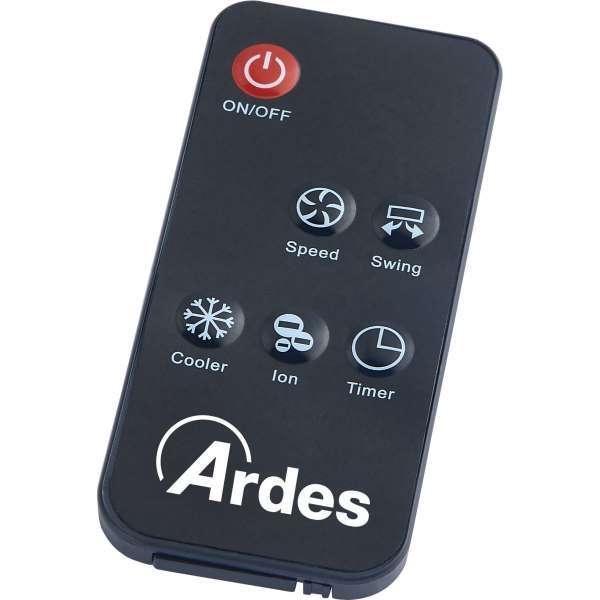 ARDES 5R11 léghűtő mobil ionizátor funkcióval vezérlő
