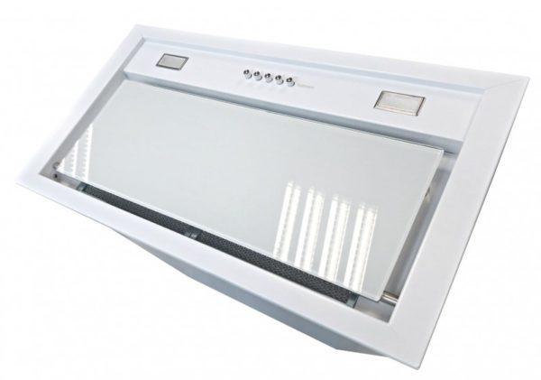 Airmec BUILT-IN 50 MAX VETRO fehér konyhai páraelszívó