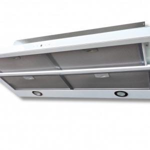 Airmec SLIM VETRO PLUS 90 fehér konyhai páraelszívó