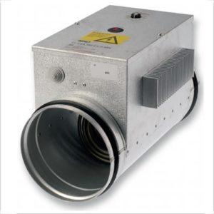 CVA-MPI Elektromos fűtő kalorifer beépített pulzerrel