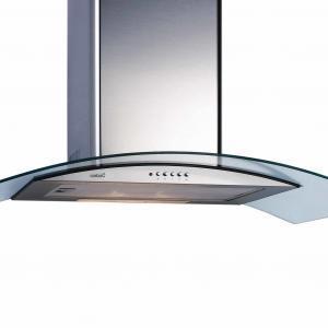 Cata C GLASS 900 LED konyhai páraelszívó