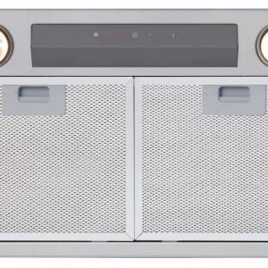 Cata GL-45 X/C LED inox konyhai páraelszívó