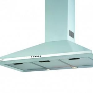 Cata OMEGA 900/A fehér - A készlet erejéig rendelhető! konyhai páraelszívó