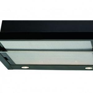 Cata TF-2003/60 LED BLACK GLASS konyhai páraelszívó
