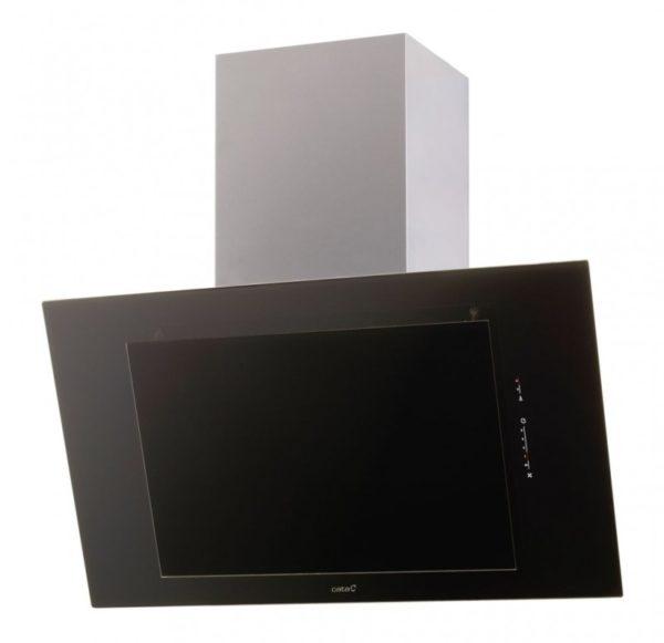 Cata THALASSA 900 XGBK/D fekete konyhai páraelszívó