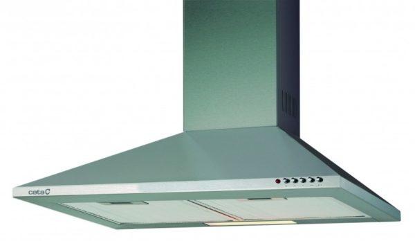 Cata V-700 X/L inox konyhai páraelszívó
