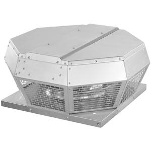 DHA tetőventilátor vízszintes kifújással
