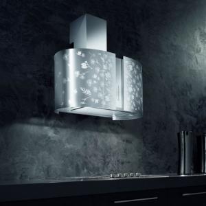Falmec MOON LIGHT üveg (Round 67 fali) Mirabilia páraelszívókhoz konyhai páraelszívó