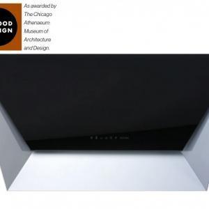 Falmec PRISMA 85 fekete konyhai páraelszívó