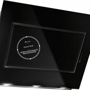 Falmec QUASAR GREEN TECH 90 fekete konyhai páraelszívó