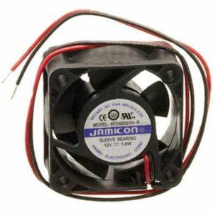Jamicon KF0420S1H-01 12V-os műszerventilátor