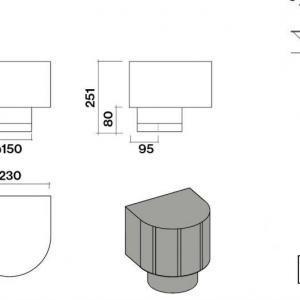 Falmec FALMEC Carbon.Zeo szűrő szett fektetett T fali elszívókhoz Páraelszívó tartozékok Szénszűrők - Ventilátorbolt.hu Légtechnika
