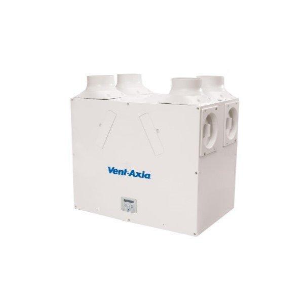 KINETIC PLUS B központi hővisszanyerős szellőztető