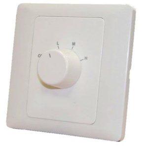 Ventilátor fokozat kapcsoló