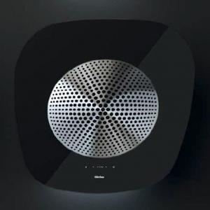 Sirius SLTC 95 fekete konyhai páraelszívó