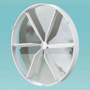 Vokker ventilátor visszacsapó szelep