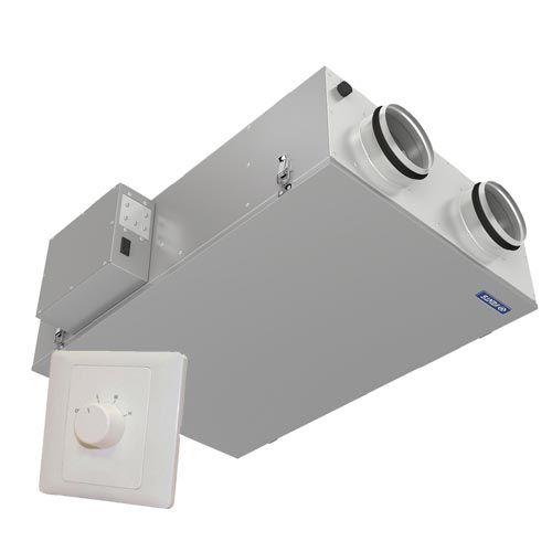 VUE2 200 P hővisszanyerős központi szellőztető