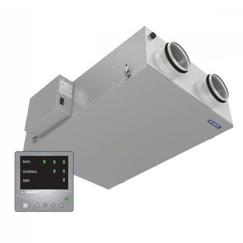VUE2 250 P EC hővisszanyerős központi szellőztető