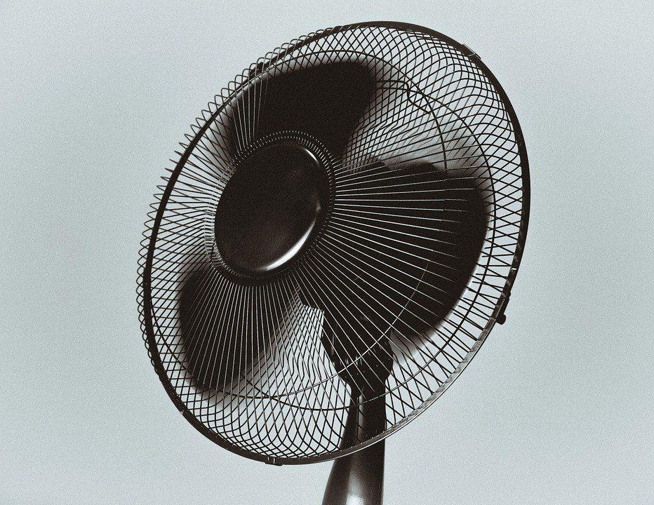 álló ventilátor, hűsítő ventilátor