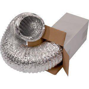 Aluflex flexibilis alumínium légcsatorna