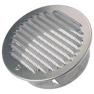 BLR-0-R alumínium esővédő rács
