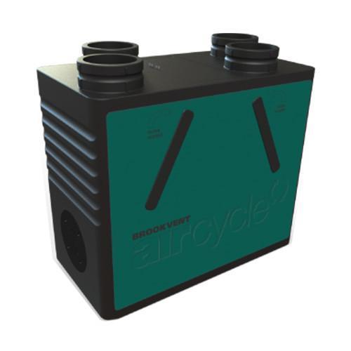Brookvent Aircycle 1.2 központi hővisszanyerős szellőztető