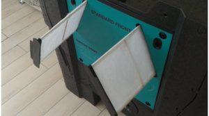 Brookvent Aircycle 3.1 központi hővisszanyerős szellőztető szűrők