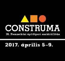 CONSTRUMA építőipari szakkiállítás logo
