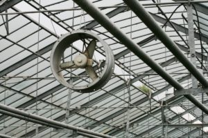 Ipari ventilátor típusok