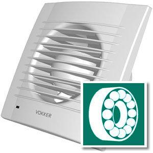 Golyós csapágyas ventilátor
