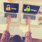 Biztonságos HTTPS kapcsolat