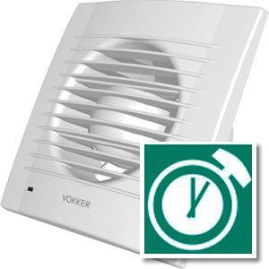 Időzítős ventilátor