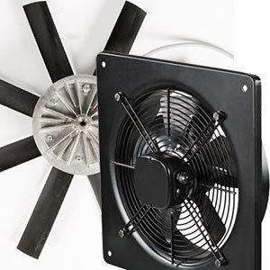 Ipari axiális ventilátor