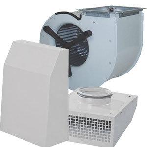 Ipari radiális ventilátor