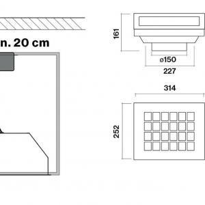 Falmec FALMEC Carbon.Zeo szűrő szett felső szekrénybe építhető elszívókhoz Páraelszívó tartozékok Szénszűrők - Ventilátorbolt.hu Légtechnika