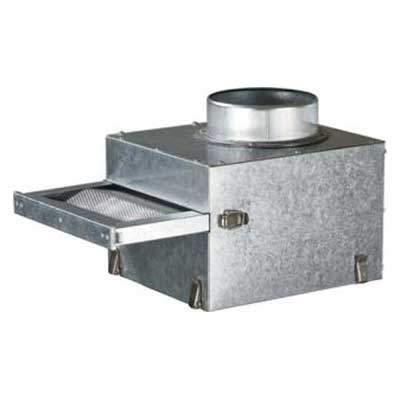 Kandalló ventilátor szűrő