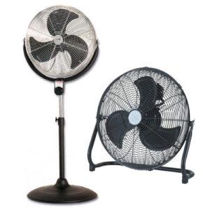 Hűsítő nyári ventilátor