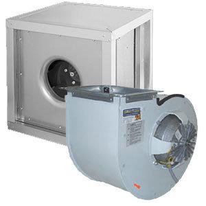 Külső motoros ventilátor