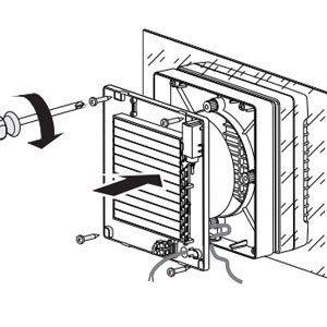 MAO ablakventilátor beszerelése 2.