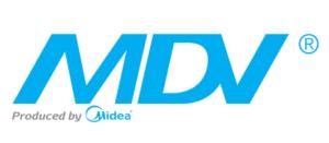 MDV klíma logo