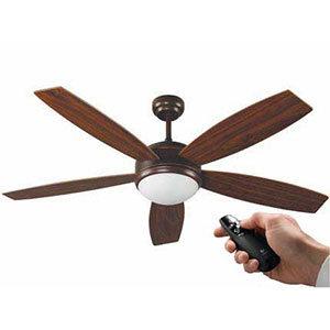 Mennyezeti ventilátor távirányítóval