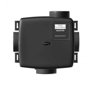 MVDC - DC motoros központi elszívó ventilátor