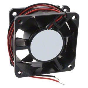 Műszerventilátor NMB 12VDC 60x60x25mm