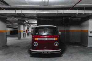 parkoló, ipari ventilátor