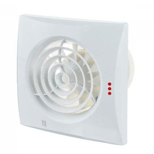 SAF Quiet halk fürdőszoba ventilátor